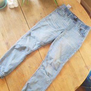 LEVI'S DENIZEN JR stretch waist pants